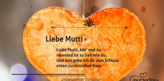 Liebe Mutti