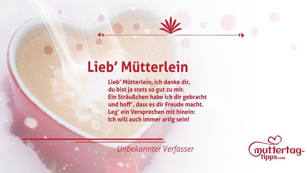 Lieb' Mütterlein